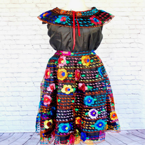 Mexican Girls Dresses