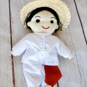 Mexican Campesino Doll