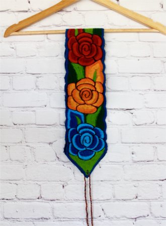 Colorful Mexican Belt