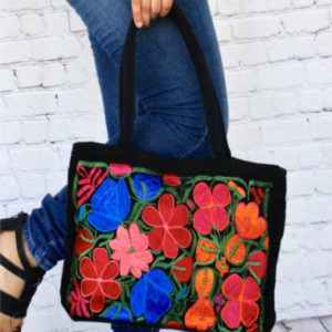Colorful Mexican Bag
