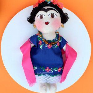 Frida Khalo Doll