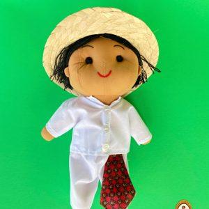 Yucatecan Campesino Doll