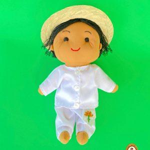 Yucatecan Male Doll