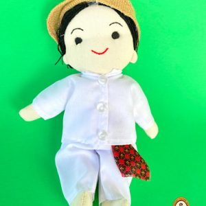 Yucateco Mexican Doll