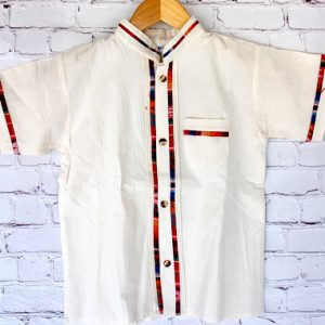 Mexican Guayabera for Boy