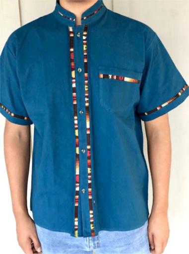 Mexican Guayabera Man Shirt