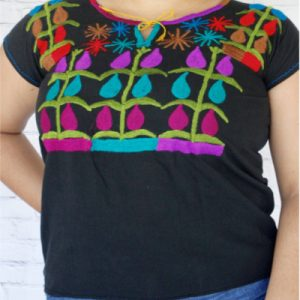 Blusa Artesanal Mexicana