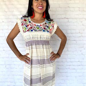 Handmade Mexican Dress