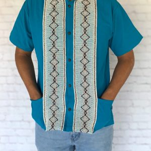 Chiapas Guayabera Man Shirt