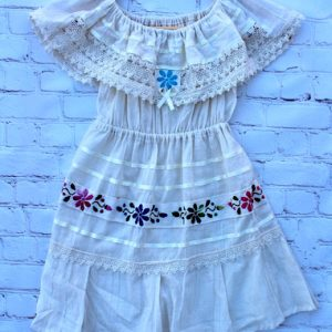 Authentic Mexican Girl Dress