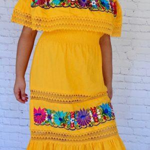 Fiesta Mexican Dress