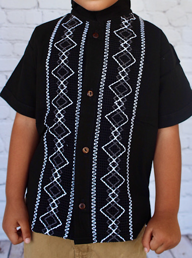 Black Mexican Boy Shirt
