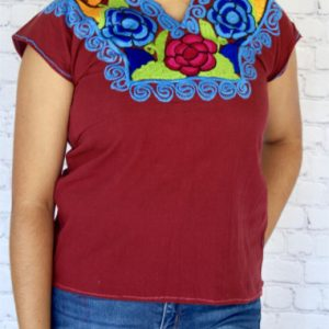 Mexican Traditional Top
