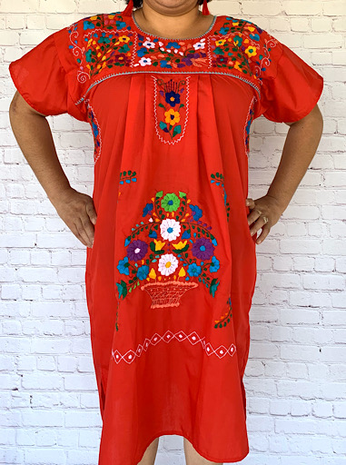 traditional mexican dress