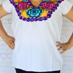 Authentic Mexican Fiesta Blouse