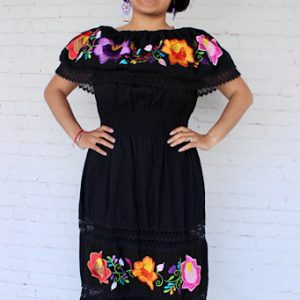 FIESTA MEXICAN DRESS