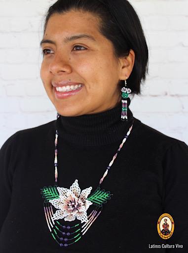 Collar Mexicano Huichol