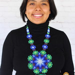 Traditional Peyote Necklace