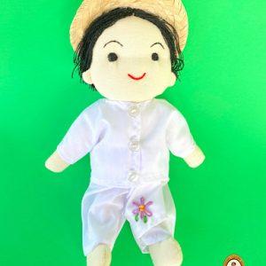 Campesino Mexicano Doll
