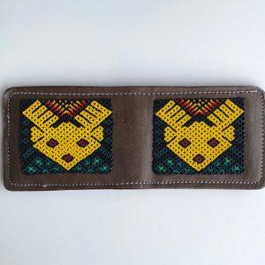 Yellow Dear Wallet
