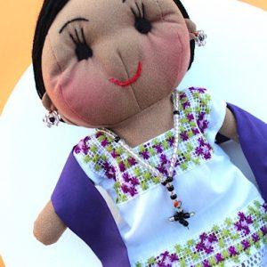 Mestiza Doll
