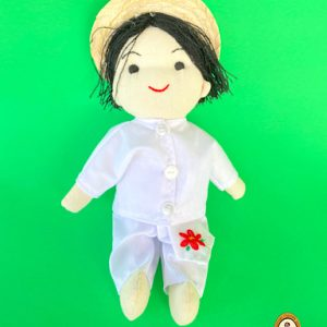 Yucatan Male Doll