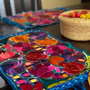 Embroidered Mexican Placemat