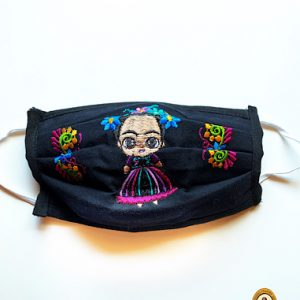Frida Kahlo Face Mask