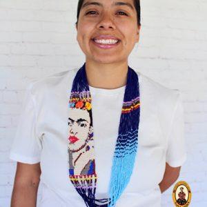 Collar de Chaquiras de Frida Kahlo
