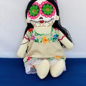 Mexican Catrina Doll