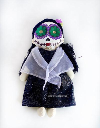 Muñeca Catrina