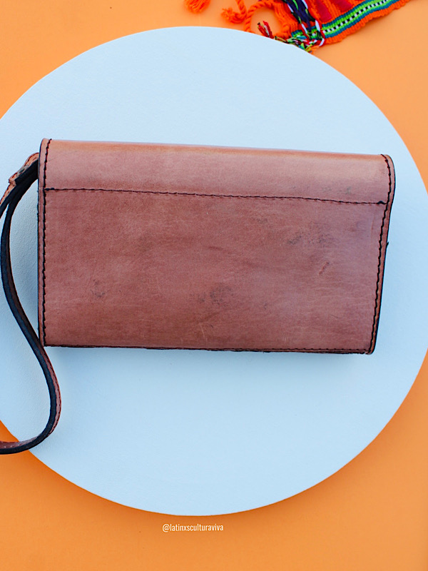 Leather Mexican Wallet