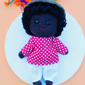 Black Man Doll