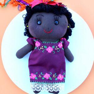 Sugar Mexican Doll